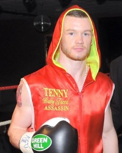James Tennyson is ready to win British title